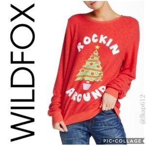 Wildfox Rockin Around Pullover